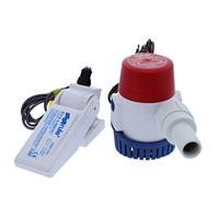Rule 360 GPH Bilge Pump & Float Switch