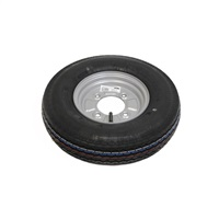 Maypole Dinghy Trailer Wheel & Tyre 400x8""