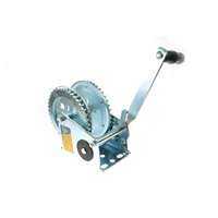 Maypole Heavy Duty Duel Drive Trailer Winch
