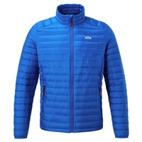 Gill  Men's Hydrophobe Down Jacket - Blue & Navy