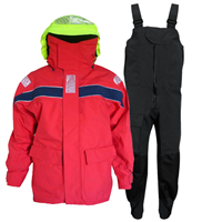 Main Deck Coastal Jacket and Salopettes