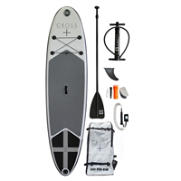 "Gul 10'7"" Cross Inflatable Stand Up Paddle Board (SUP)"