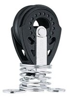Harken 349 29mm Carbo Single Stand Up Block with Swivel