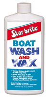 Starbrite Boat Wash & Wax 16 oz or 473ml