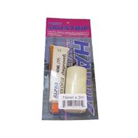 Hawk Marine Products Slot Strip Repair Kit 75mm x 2m
