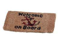Talamex Welcome On Board Mat
