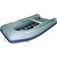 Waveline 2.30m Solid Transom with Slatted Floor