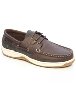 Dubarry Regatta Donkey Brown Deck Shoe