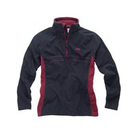 Gill  Women's Grid Micro Fleece with Half Zip