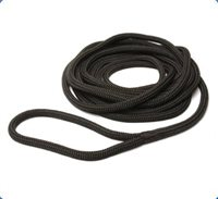 Kingfisher Ropes 12mm x 10m Mooring Line with Large Spliced Eye