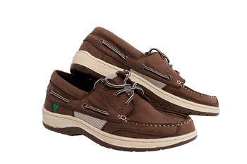 Gul Falmouth Leather Deck Shoe  - Click to view larger image