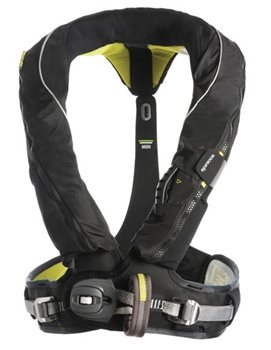 Spinlock Deckvest 5D 170N Life Jacket + Harness  - Click to view larger image