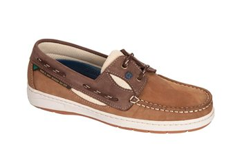 Dubarry Ladies Crete Deck Shoe   - Click to view larger image