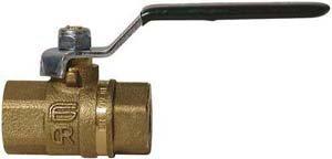 Aquafax DZR Brass Ball Valve