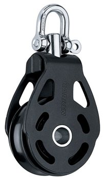 Harken 6059 57mm Aluminum ESP Block — Swivel  - Click to view larger image