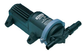 Whale Pumps Gulper 220 Electric Grey Waste Pump 1