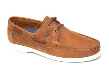 Dubarry NEW Whiskey Admiral Deck Shoes  - Click to view larger image