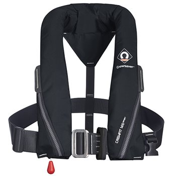 Crewsaver Crewfit 165n Sport Life Jacket - Automatic with Harness  - Click to view larger image