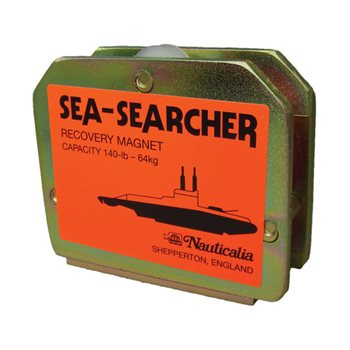 Nauticalia Sea Searcher Recovery Magnet  - Click to view larger image