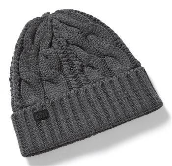 Gill  Cable Knit Beanie  - Click to view larger image