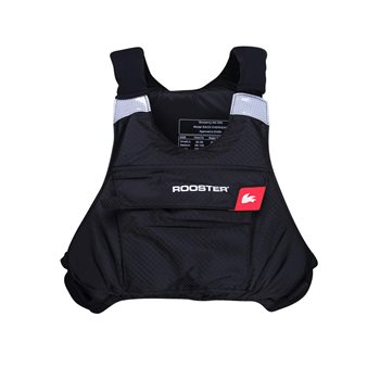 Rooster New Black Diamond Overhead Buoyancy Aid  - Click to view larger image