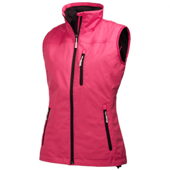 Helly Hansen Women's Crew Midlayer Gilet / Vest    - Click to view larger image