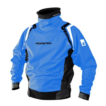 Rooster Pro Aquafleece Signal Blue  - Click to view larger image