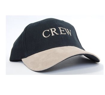 Nauticalia Crew Yachting Cap  - Click to view larger image