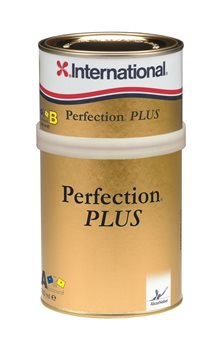 International  Perfection Plus 2 Pack High Performance Yacht Varnish  - Click to view larger image