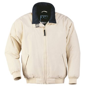 XM Yacht Jacket - Stone  - Click to view larger image