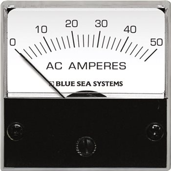 Blue Sea Systems AC Ammeter  - Click to view larger image