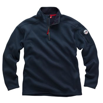 Gill  Men's Knit Fleece - Navy  - Click to view larger image