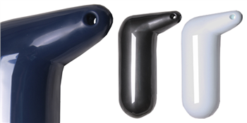 Majoni Angled Low Freeboard Fenders  - Click to view larger image