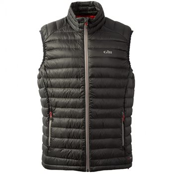 Gill  Men's Hydrophobe Down Gilet  - Click to view larger image