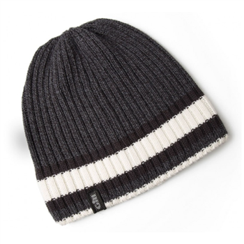 Gill  Melange Knit Beanie  - Click to view larger image