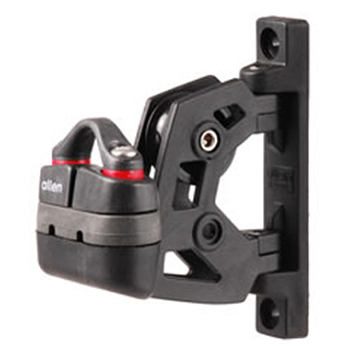 Holt 180 Degree Swivel Cleat and Pulley  - Click to view larger image