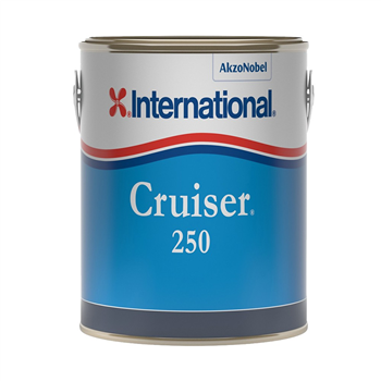 International  Cruiser 250 Multi Purpose Polishing Antifouling 3ltr  - Click to view larger image