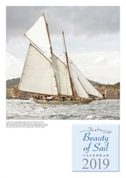 Beken Beauty Of Sail Calendar 2019  - Click to view larger image