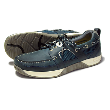 Orca Bay Wave Performance Deck Shoe - Navy  - Click to view larger image