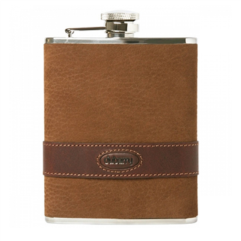 Dubarry Rugby Hip Flask  - Click to view larger image