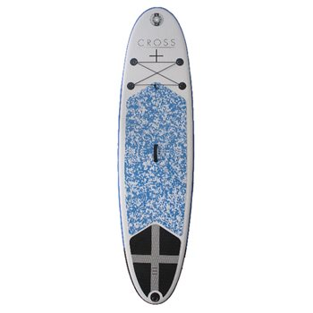"Gul 9'8"" Cross Inflatable Stand Up Paddle Board (SUP)  - Click to view larger image"