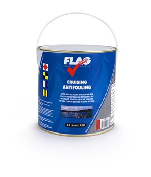 Flag Paints Cruising Antifoul