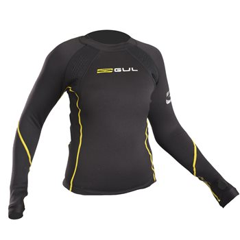 Gul Evotherm Junior FL Thermal Long Sleeve Top  - Click to view larger image