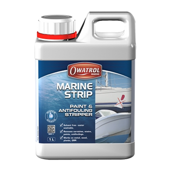 Owatrol Paint and Antifouling Stripper  - Click to view larger image