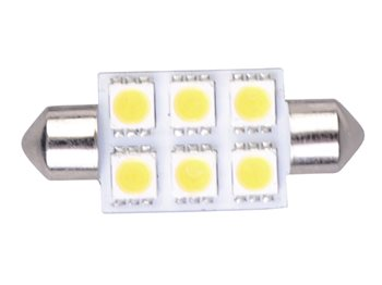 Talamex LED Festoon Bulb 37mm long   - Click to view larger image