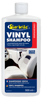 Starbrite Vinyl Cleaner and Shampoo  - Click to view larger image