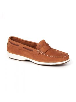 Dubarry Sardinia X LT Moccasin Deck Shoe  - Click to view larger image