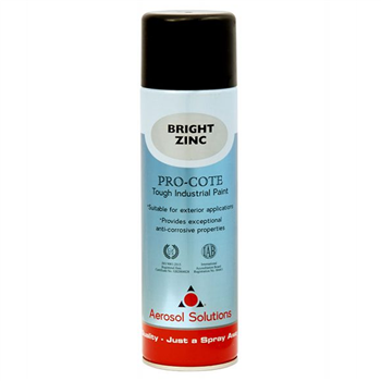 Aerosol Solutions Pro Cote 500ml  - Click to view larger image