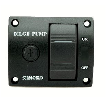 Talamex Seaworld Bilge Pump On/ Off Control Switch  - Click to view larger image