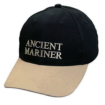 Nauticalia Ancient Mariner Yachting Cap  - Click to view larger image
